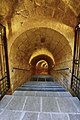 Gozo Citadel Archway Stairwell.jpg