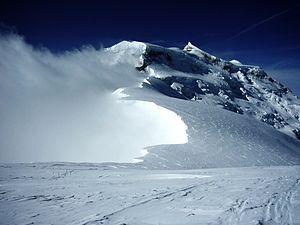 Grand Combin - North-eastern ridge