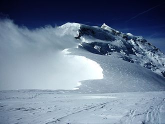 Grand Combin - North-eastern ridge