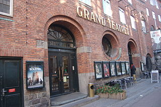 cinema in Indre By, Copenhagen, Denmark