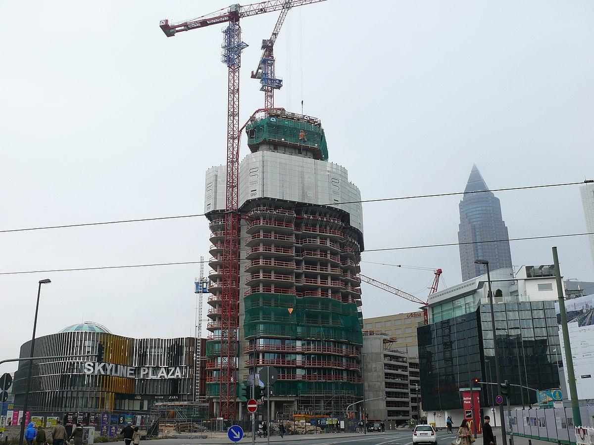 Grand Tower Frankfurt Am Main Wikipedia