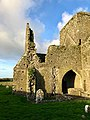 Graveyard, Hore Abbey, Caiseal, Éire - 45671437235.jpg
