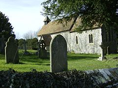 Graveyard at Pashill parish church.jpg