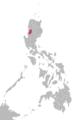 Greater Kankanaey language map.png