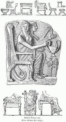 Storia dell 39 arredamento wikipedia for Arredamento greco