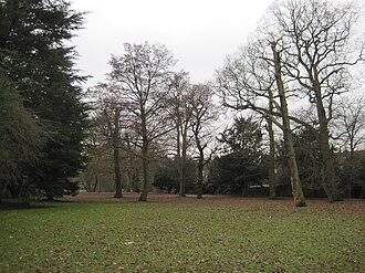 Greenhill Gardens, New Barnet - Greenhill Gardens