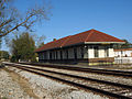 Greenville Railroad Depot Nov 2013 2.jpg