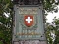Grenzschild Kanton Schaffhausen Moskau (Ramsen).jpg