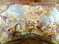 Groß-Siegharts Pfarrkirche - Fresko 3 Enthauptung Johannes.jpg