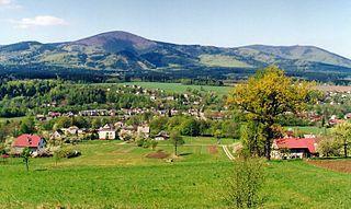 Hrádek (Frýdek-Místek District) Village in Moravian-Silesian, Czech Republic