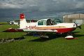 Grumman AA-5B Tiger D-EAHG (8439599026).jpg