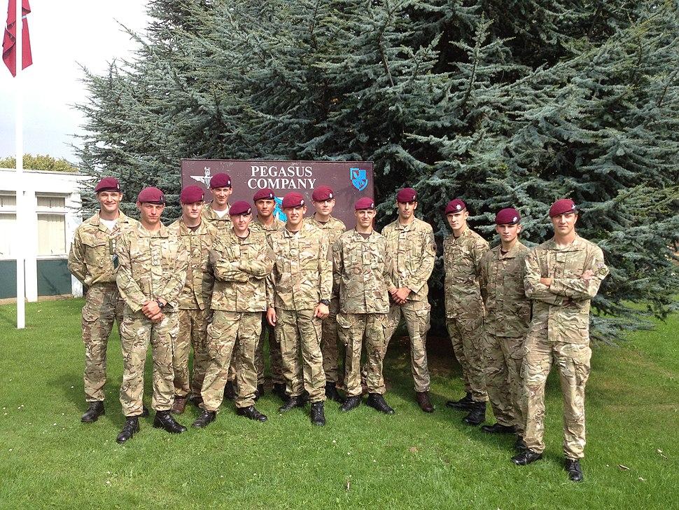 Guards Parachute Platoon