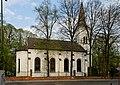 Gustav-Adolf-Kirche in Duesseldorf-Gerresheim, von Westen.jpg