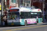 Gyeongsangnamdo Bus 354 - Hankuk Fiber(HFG) - PRIMUS(Wheelchair Accessible Low-floor) - Namgang road,Jinju (15914779154).jpg