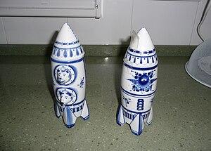 Gzhel - Spaceships to keep liquid