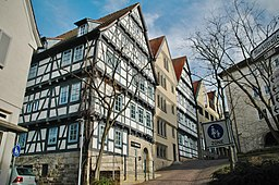 Schloßberg in Böblingen