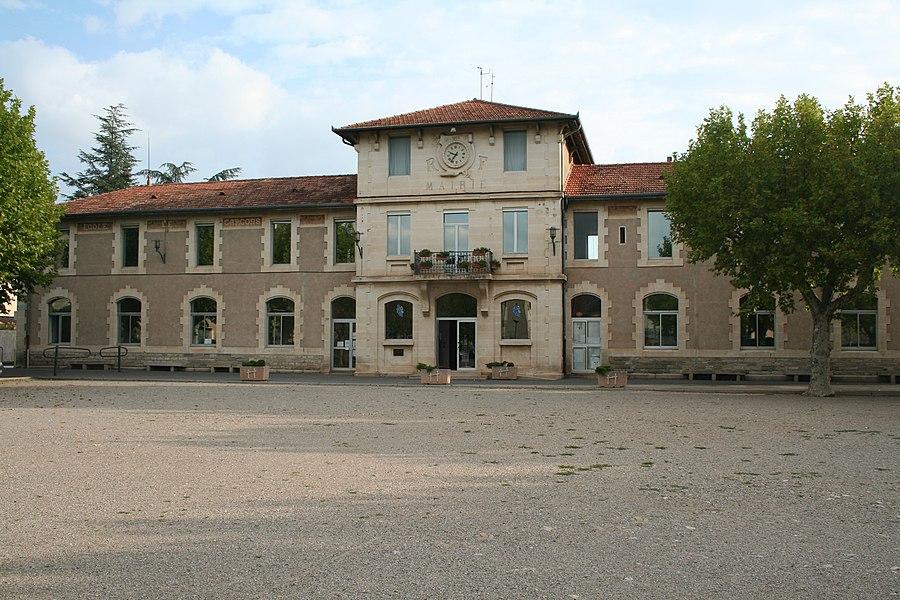 Hérépian (Hérault) - mairie.