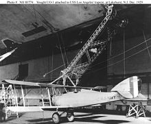 Le vought U01 et le Los Angeles
