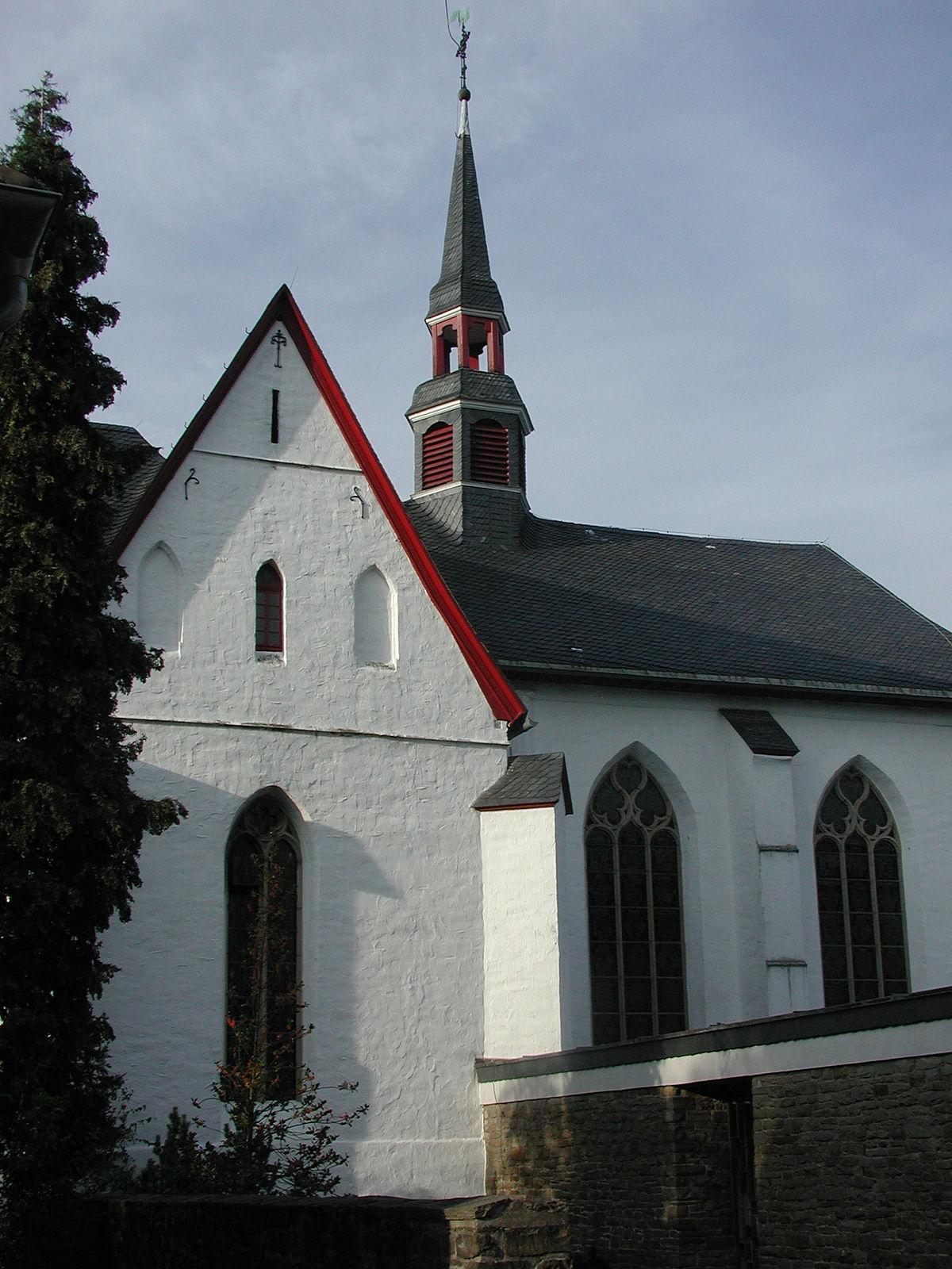 Wallfahrtskirche St. Mariä Heimsuchung (Marienheide