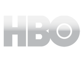 Glossed variant of current HBO logo, used since July 5, 2014. HBO New Logo.png