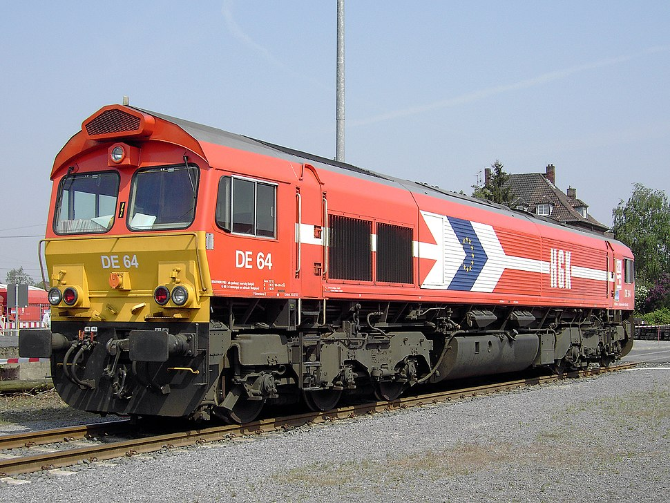 EMD Class 66 - Howling Pixel