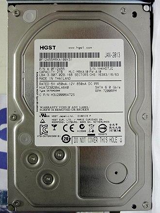 HGST - Ultrastar HUA723020ALA640