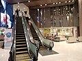 HK CWB 銅鑼灣 Causeway Bay 聖保祿醫院 Saint Paul's Hospital lobby hall interior escalators July 2018 LGM 01.jpg