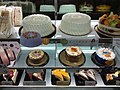 HK TKL 調景嶺港鐵站 Tiu Keng Leng MTR Station concourse shop 美心西餅 Maxim's Cake 張志霖 ChiLam 天使 angel white 生日忌廉蛋糕 Birthday cream cakes April 2019 SSG 04.jpg