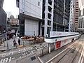 HK Tram 64 view 中環 Central 德輔道中 Des Voeux Road Central HSBC Hong Kong headquarters building Bank Street November 2019 SS2.jpg