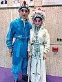 HK WC 灣仔 Wan Chai 香港演藝學院 HKAPA Campus 開放日 Open Day Chinese opera clothing March 2019 SSG 02.jpg