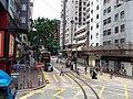 HK tram tour view 灣仔 Wan Chai 軒尼詩道 Hennessy Road July 2019 SSG 05.jpg