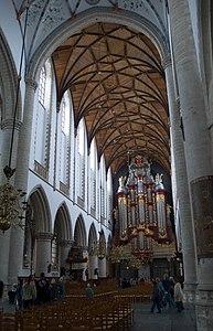 Haarlem bavo inside