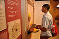 Hacking Space Participant Visit Science and Technology Heritage of India Gallery - Science Exploration Hall - Science City - Kolkata 2016-03-29 3044.JPG