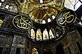 Hagia Sofia-interior Islamic.jpg