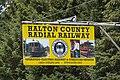 Halton County Radial Railway street sign 2017-Jul-09.jpg