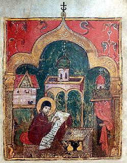 George Hamartolos Byzantine chronicler