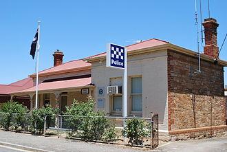 South Australia Police - Hamley Bridge Police Station