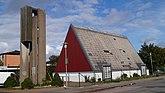 Fil:Hammarkullens kyrka 01.JPG