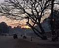 Hampi, India, Sunset in Hampi, Afterglow.jpg