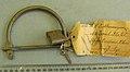 Handle, (for kit bag), padlock and key (AM 1992.135-3).jpg