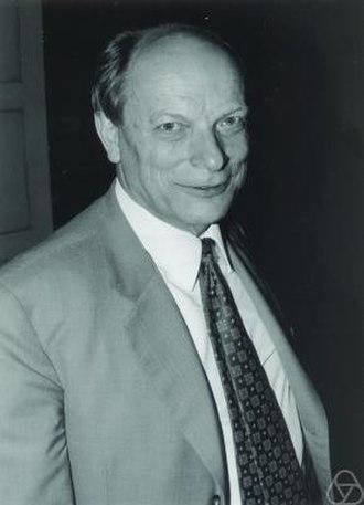 Hans Hermes - About 1970 in Oberwolfach