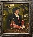 Hans Holbein, The Merchant Georg Gisze, 1532, Gemaldegalerie, Berlin (2) (26331811018).jpg