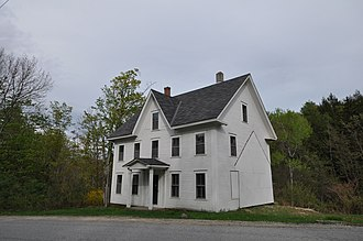 National Register of Historic Places listings in Cheshire County, New Hampshire - Image: Harrisville NH The Acre