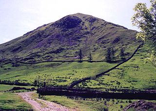Hartsop Dodd mountain in United Kingdom