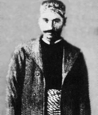 Hasan al-Kharrat - Portrait of al-Kharrat