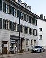 """Haus *zum Hirschen"""", Vordergasse 6 in Neunkirch SH.jpg"""