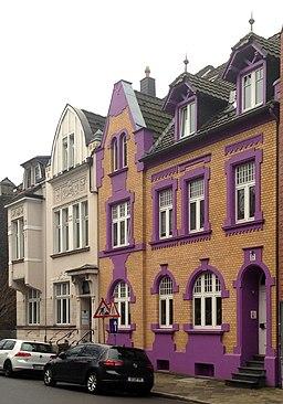 Niederkasseler Straße in Niederkassel