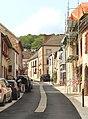 Hautvillers, the Rue Domaine Pérignon.JPG