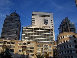 Philips HQ in Amsterdam
