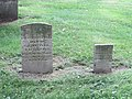 Headstones of Harriet Eliza Burr and Maria Martin.jpg